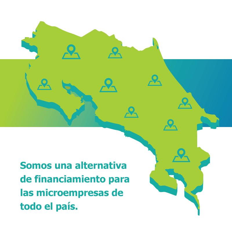 Guías, datos históricos, opciones de financiamiento y más contenido de valor en formato infografía para la PYMES en Costa Rica.